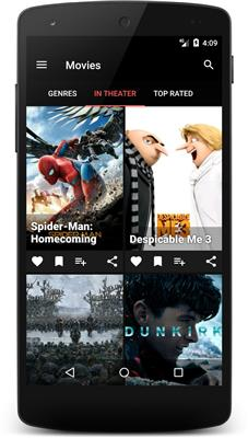 Cinephiles Android App